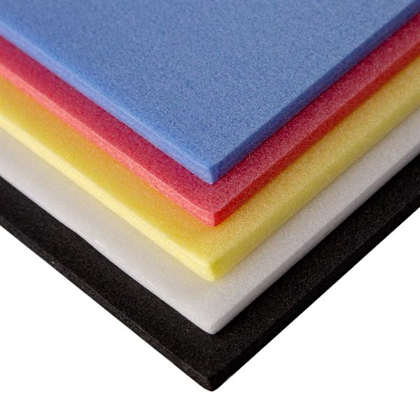 Coloured Foam Core - Assorted Colour 5pk