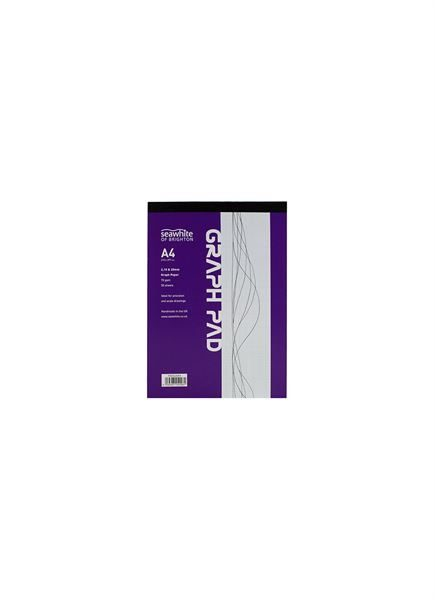 PADG20A4 A4 20mm Graph Pad 50 sheets