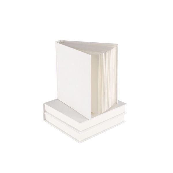White Square Chunky Sketchbook_stack