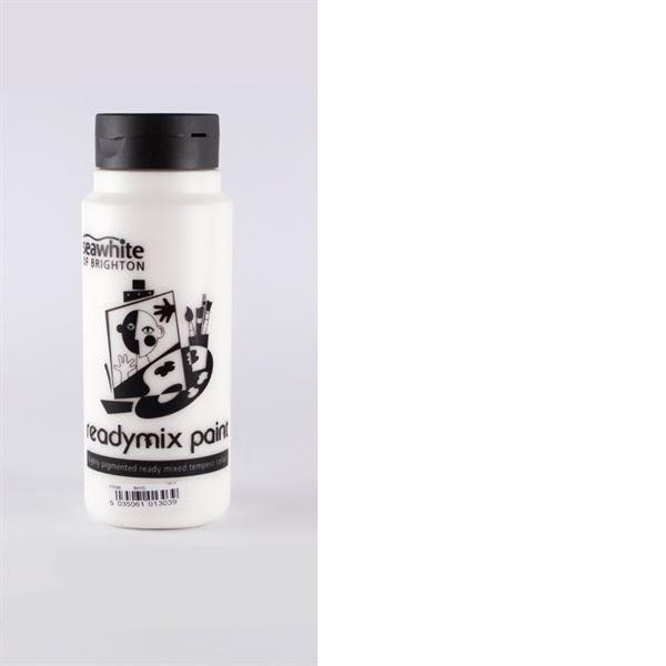PTRMW White Ready Mix Paint 500ml