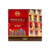 Toison D'Or Chalk Pastels - 24pk_pack