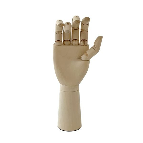"""Mannequin Right Hand 12"""""""