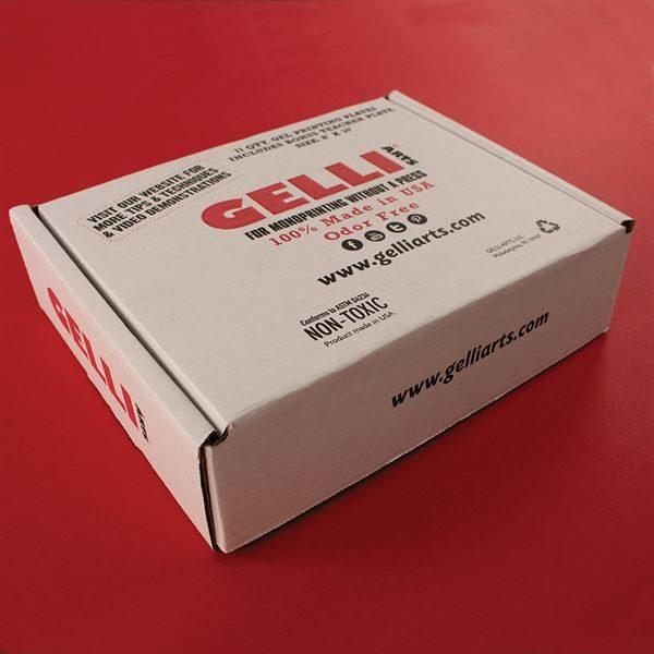 Gelli Plate 8x10 inch Class Pack (11) GP8X10CP