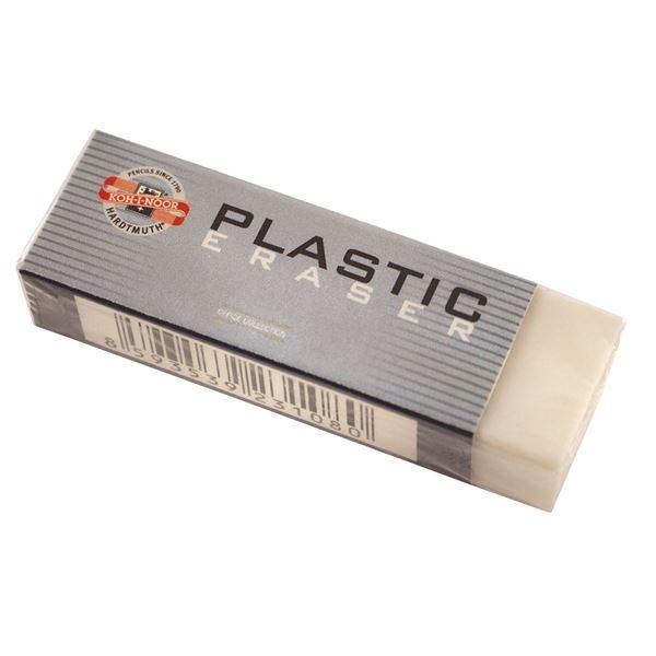 Plastic Eraser DAEPL