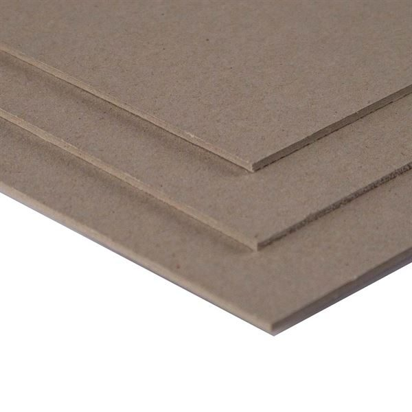 GBA2P A2 Greyboard 2mm Thick 25 sheet pack