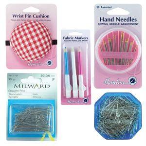 Pins, Needles & Pencils