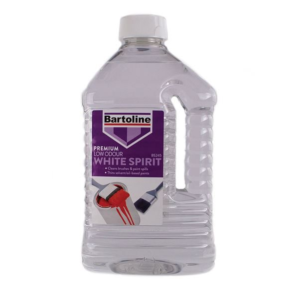 Low Odour White Spirit - 2 litre bottle DAPWS2